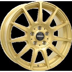 MONACO RALLYE SHINY GOLD 17x7 4x108 ET25