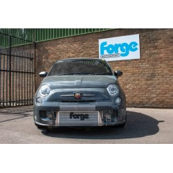 KIT INTERCOOLER FRONTAL PARA FIAT 500/595/695