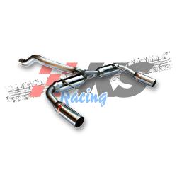 ESCAPE TRASERO INOX. GR N CLIO III 197CV
