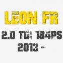 LEON FR 2.0TDI 184PS (2013- )