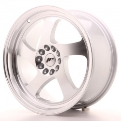 JR15 18x8,5 ET25 5x114/120 MACHINED SILVER