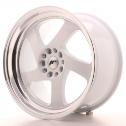 JR15 18x9,5 ET40 5x112/114 WHITE