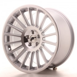 JR16 18x9,5 ET35 5x100 SILVER MACHINED