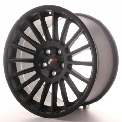 JR16 18x9,5 ET40 5H BLANK MATT BLACK