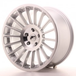 JR16 19x10 ET35 5x120 SILVER MACHINED
