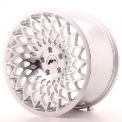 JR17 18x9,5 ET35 5x100 SILVER MACHINED FACE