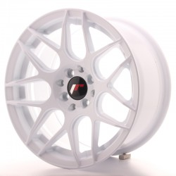 JR18 16x8 ET25 4x100/114,3 WHITE