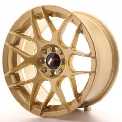 JR18 16x8 ET25 4x100/108 GOLD