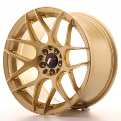 JR18 17x9 ET20 4x100/114 GOLD