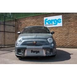 KIT INTERCOOLER FRONTAL PARA FIAT 500/595/695
