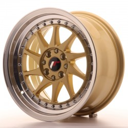 JR26 16x8 ET25 4x100/108 GOLD