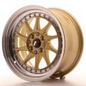 JR26 16x8 ET25 4x100/108 GOLD