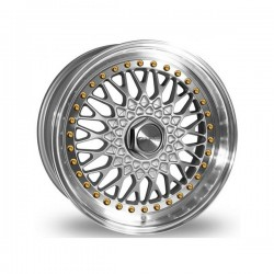 "LLANTAS DARE RS 16"" 5x100/112  DOBLE MEDIDA"