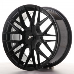 JR28 17x8 ET25-40 BLANK GLOSS BLACK