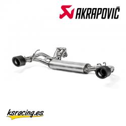 AKRAPOVIČ SLIP-ON LINE ABARTH 595/595C