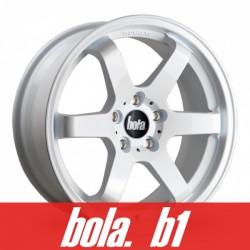 BOLA B1 9.5x18 WHITE