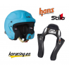 PACK CASCO STILO + HANS