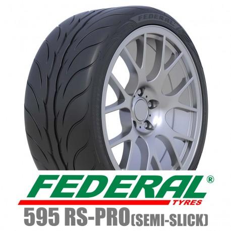 FEDERAL 595 RS-PRO (SEMI) 215/40 R18 85Y