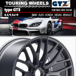 GTZ TOURING TYPE GT3 19""