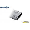 ESCAPE TRAS. SIN. 70MM 100 RACING GOLF 8 2.0 GTI 245CV (2020- )
