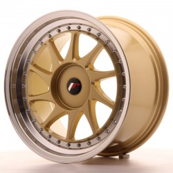 JR26 18x9,5 ET20-40 BLANK GOLD