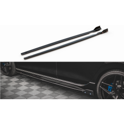 DIFUSORES LATERALES + FLAPS V.2 VW GOLF R MK8