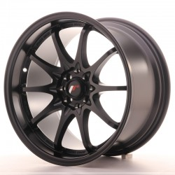 JR5 17x9,5 ET25 5x100/114,3 MATT BLACK