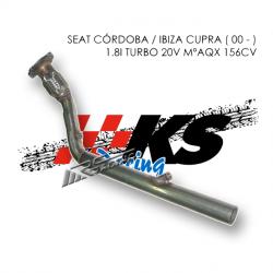 DOWNPIPE SEAT CÓRDOBA / IBIZA CUPRA 1.8T 20V 156CV (2000- )