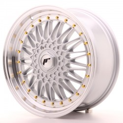JR9 18x8 ET35 5x100/120 MACHINED SILVER