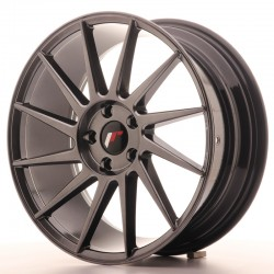 JR22 18x7,5 ET40 5x112 HIPER BLACK