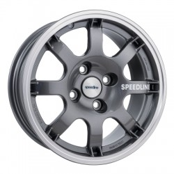 SPEEDLINE TYPE SL434 PTS 6.75x15  4x108