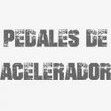 PEDALES DE ACELERADOR