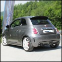 ABARTH 595 1.4 TURBO T-JET (160CV) 2012-